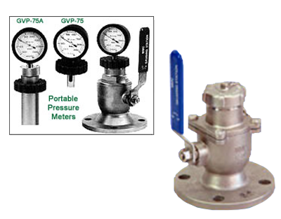 Vapor Control Valves With Metric Flange Mountings and Other MMC Group Products